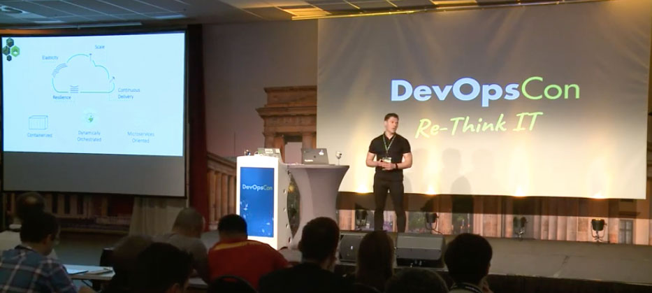 Kublr Keynote at DevOpsCon Berlin